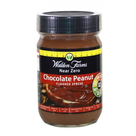 Walden Farms Chocolate Peanut Spread 340 gr.