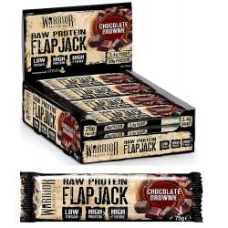 Warrior Raw Protein Flapjack 12 x 75 gr.
