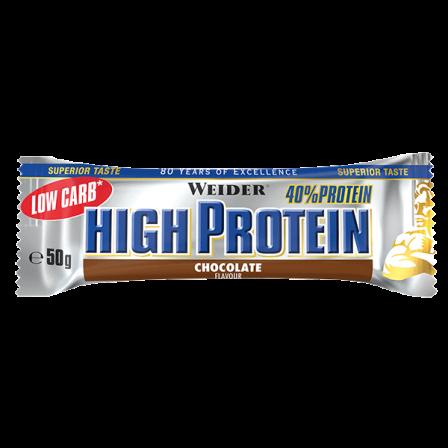 Weider Low Carb High Protein Bar 50 gr.