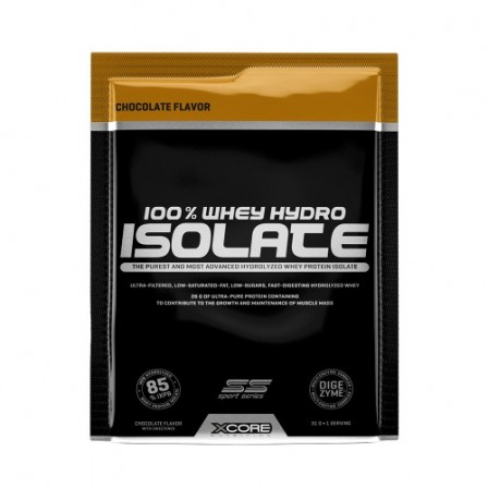 Xcore 100% Whey Hydro Isolate 31 gr. (1 доза)