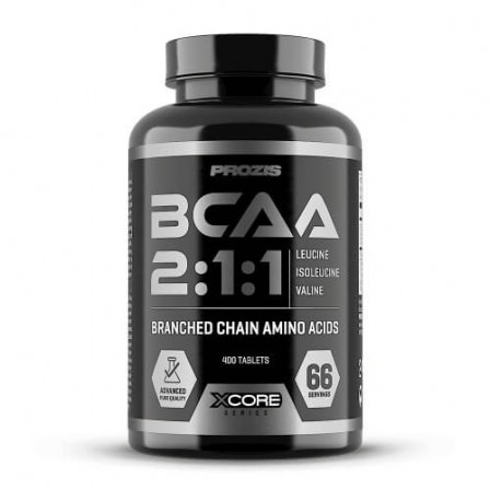 Xcore BCAA 2:1:1 400 tabs.