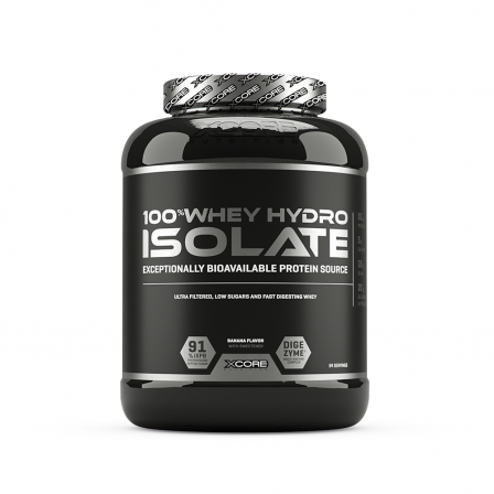 Xcore 100% Whey Hydro Isolate SS 2000 gr.