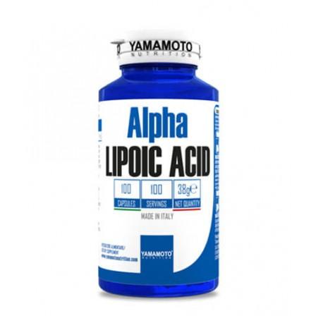Yamamoto Nutrition Alpha Lipolic Acid 100 caps.