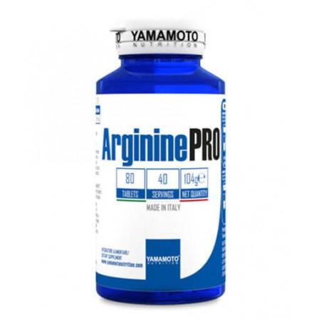 Yamamoto Arginine Pro 80 tabs.