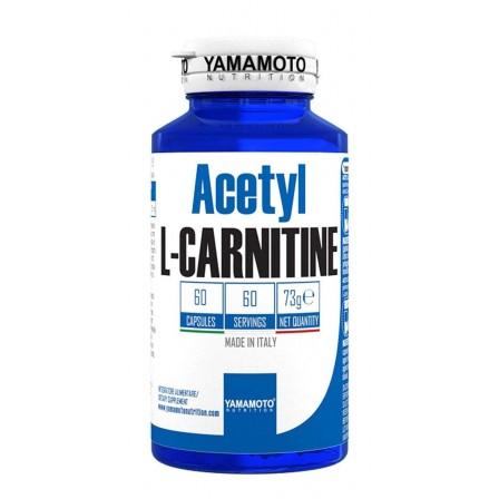 Yamamoto Nutrition Acetyl L-Carnitine 1000 mg. 60 caps.