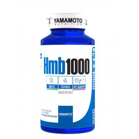 Yamamoto Nutrition HMB 1000 90 tabs.