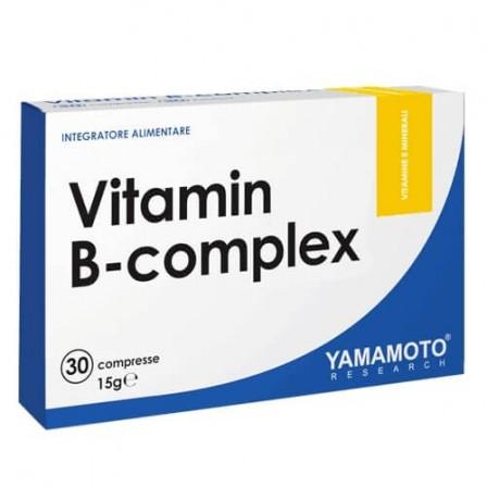 Yamamoto Nutrition Vitamin B-Complex 30 caps.