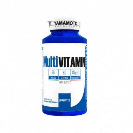 Yamamoto Nutrition Multi Vitamin 60 tabs.