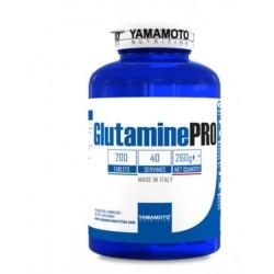 Yamamoto Nutrition Glutamine PRO 200 tabs.