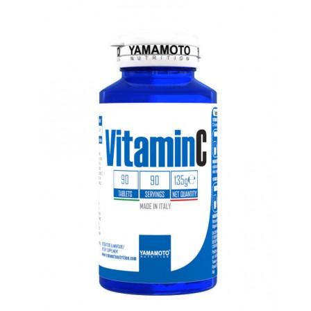 Yamamoto Nutrition Vitamin C 1000 mg 90 tabs.