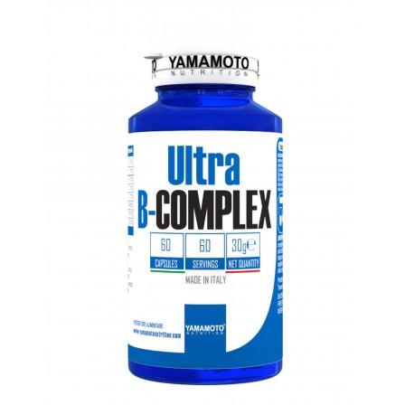 Yamamoto Nutrition Ultra B-Complex 60 caps.