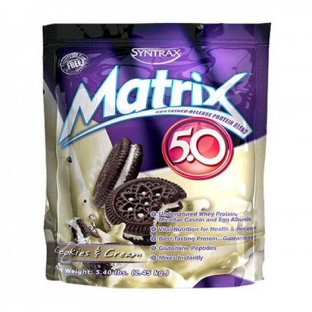 Syntrax Matrix 5.0 2270 gr.