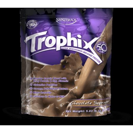 Syntrax Trophix 5.0 2270 gr.